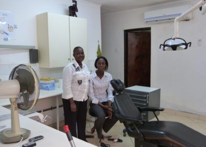 DDC kliniek Ukunda
